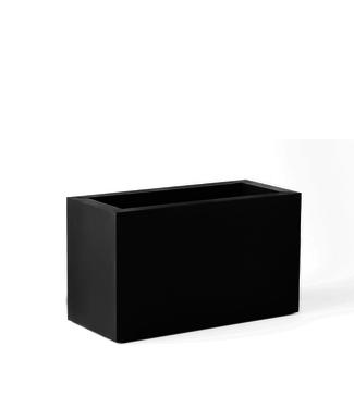SEJ Design SEJ Design Opbergbak Zwart 20x9x12cm