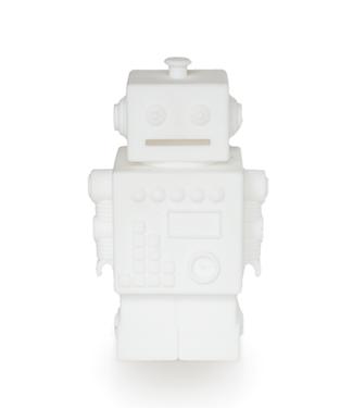 KG Design KG Design Spaarpot Mr Robot Wit