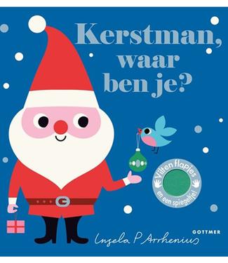 Ingela P Arrhenius Ingela P Arrhenius 'Kerstman, waar ben je?'