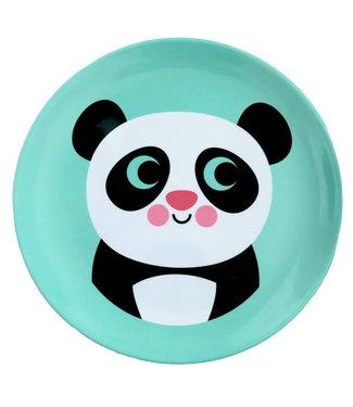 OMM Design OMM design Panda Melamine Plate