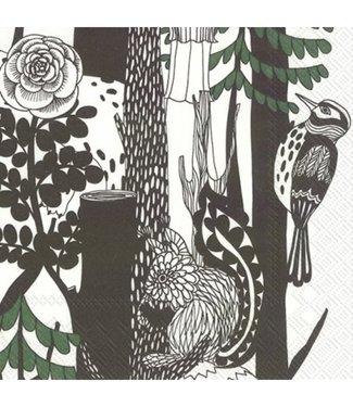 Marimekko Marimekko Veljekset Papieren Servetten 33x33cm