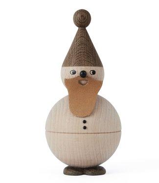 OYOY OYOY Wooden Santa Claus Object