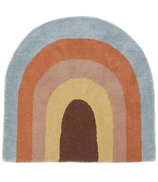 OYOY OYOY Rug Rainbow Wool 90cm