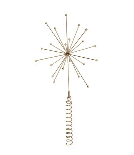 OYOY Kerstpiek-Ornament Messing