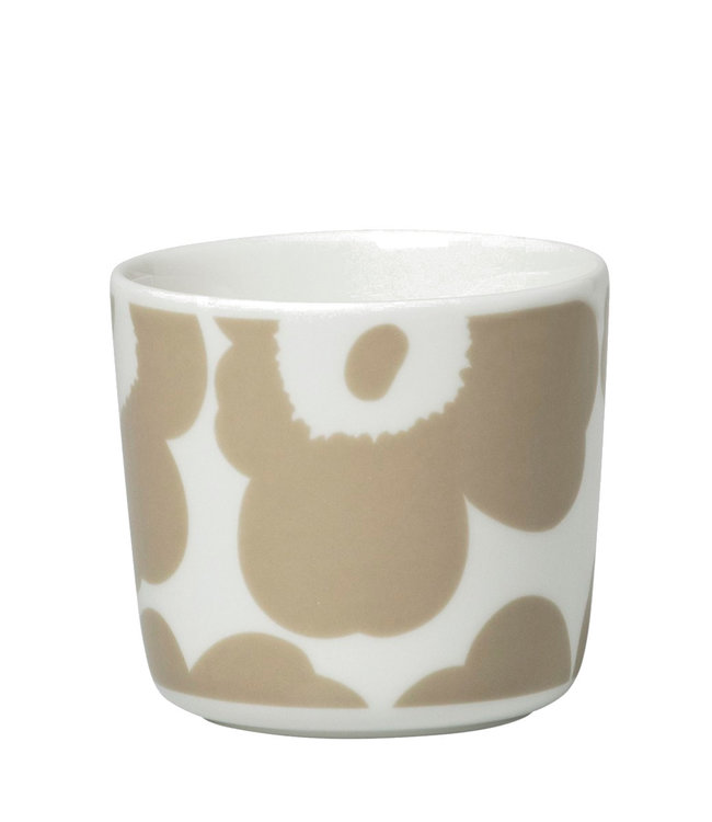 Marimekko Marimekko Unikko Cup 2dl Beige without handle