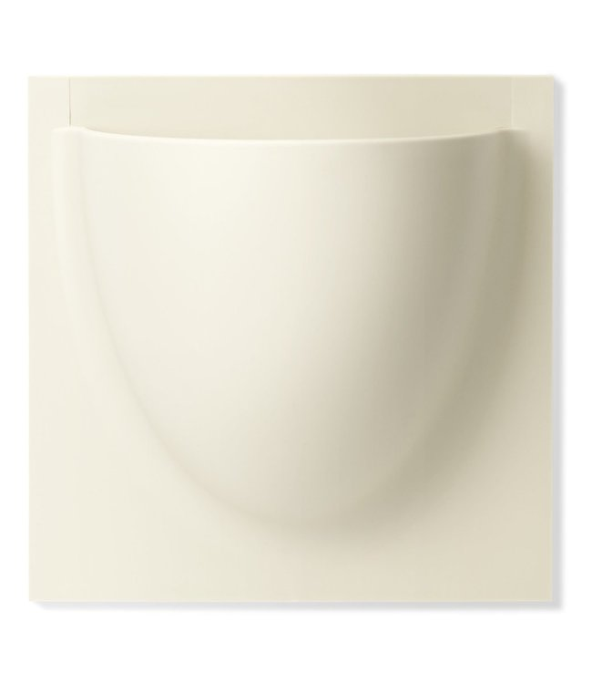Verti CPH VertiPlants Oyster White 30x30cm