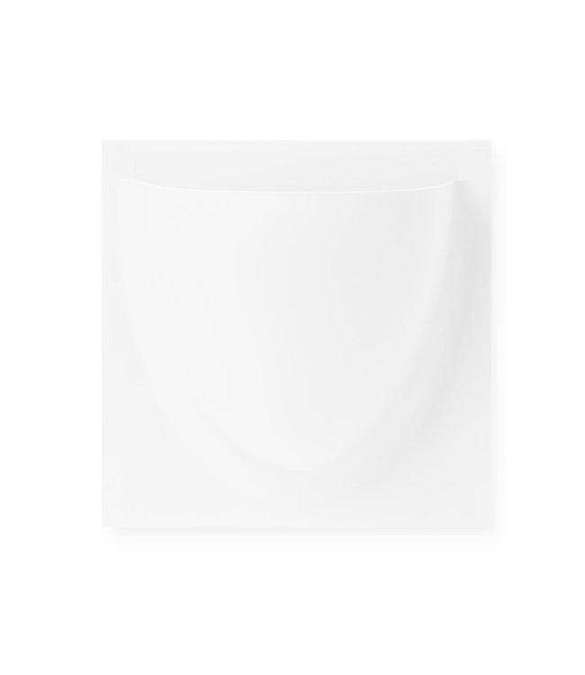 Verti Copenhagen VertiPlants Mini White 15x15cm
