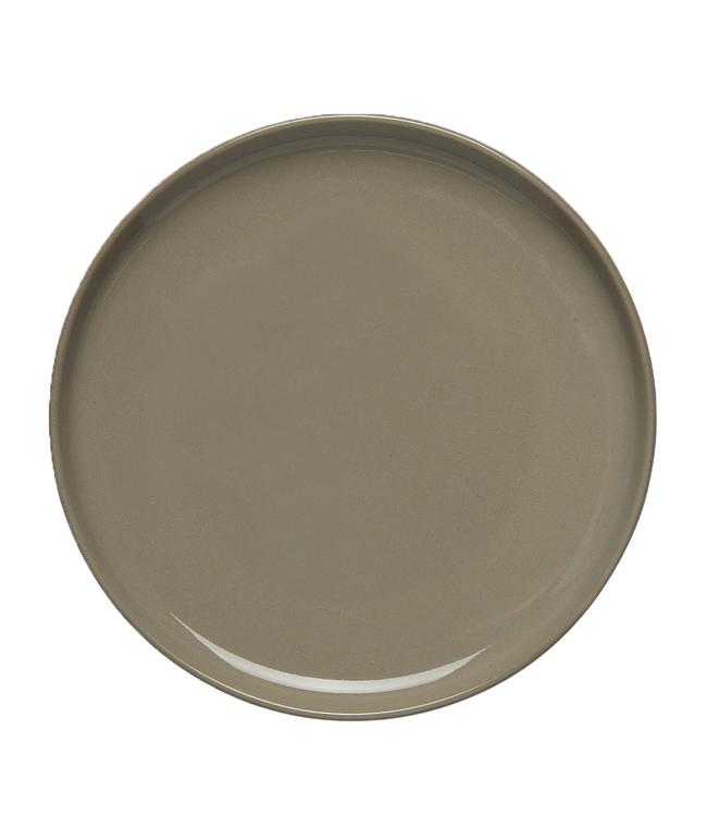 Marimekko Marimekko Oiva 20 cm Plate Brown