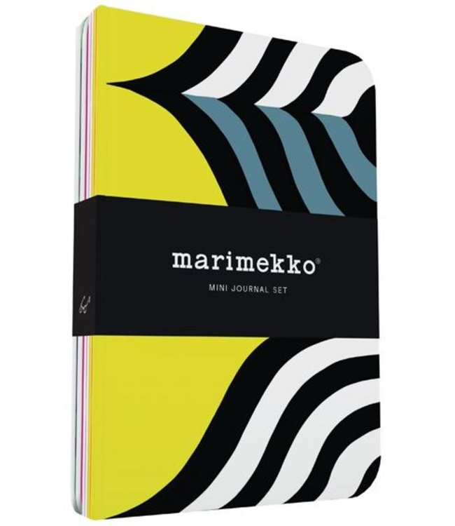 Marimekko Marimekko MINI JOURNAL SET Set of 4 notebooks