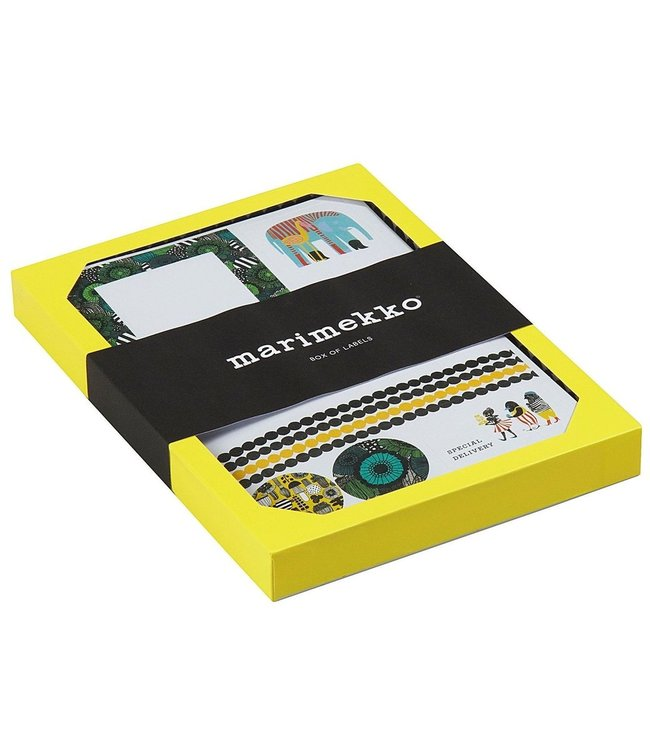 Marimekko Marimekko Box of Labels 30 sheets