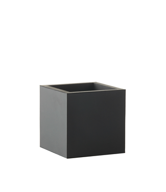 SEJ Design SEJ Design Opbergbak Zwart 10x10x10cm