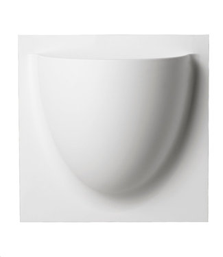 Verti Copenhagen VertiPlants BIO Wall Jar White 30x30cm