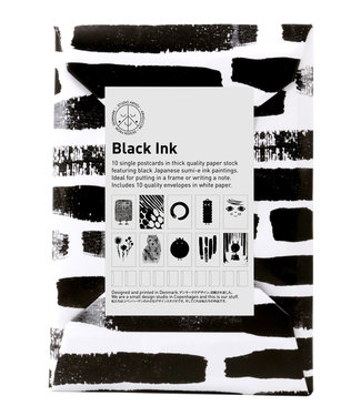 Studio Arhoj Studio Arhoj Paper Packs Black Ink