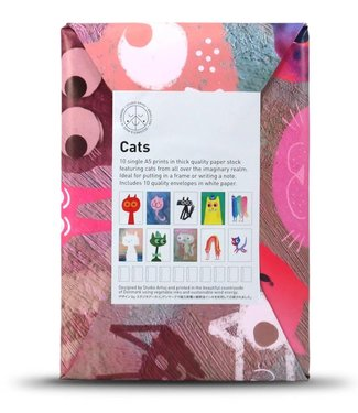 Studio Arhoj Studio Arhoj Paper Packs Cats