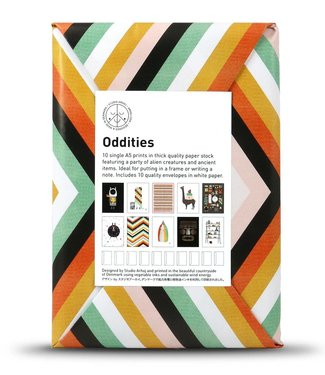 Studio Arhoj Studio Arhoj Paper Packs Oddities