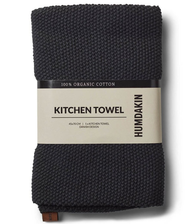 Humdakin Humdakin Kitchen Towel - Coal