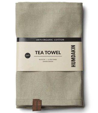 Humdakin Humdakin Tea Towel Oak  Set of 2