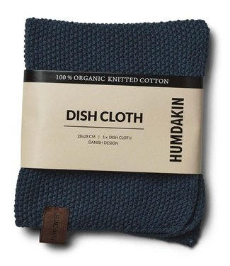Humdakin Humdakin Dish Cloth Sea Blue