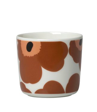 Marimekko Marimekko Unikko Cup 2dl Chestnut without handle