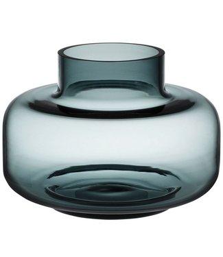 Marimekko Marimekko Urna Vase Glass 30cm Smoke