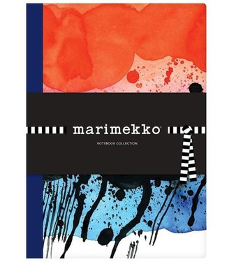 Marimekko Marimekko Set of 3 A5 notebooks with 3 different covers