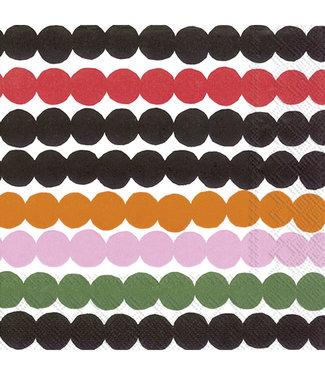 Marimekko Marimekko Räsymatto Papieren Servetten 33x33cm diverse kleuren