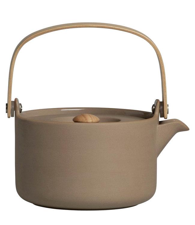 Marimekko Marimekko Oiva Teapot 7dl Terra