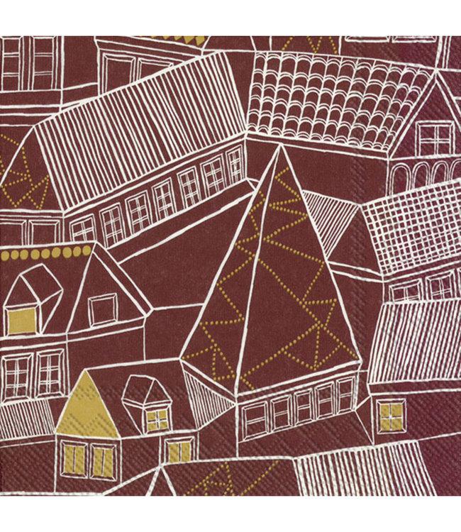 Marimekko Marimekko Kujiila Paper Napkin 33x33cm