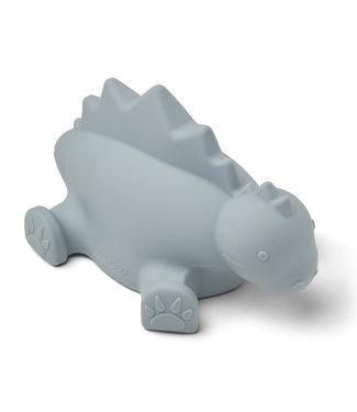 Liewood Liewood Lamp Dino Zeeblauw Oplaadbaar