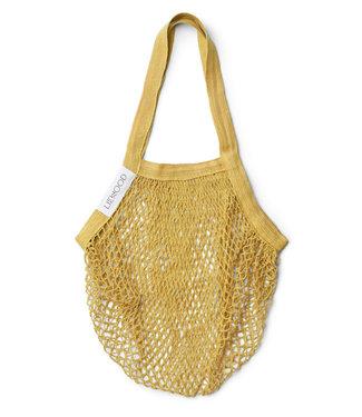 Liewood Liewood Mesi Mesh tote bag Yellow