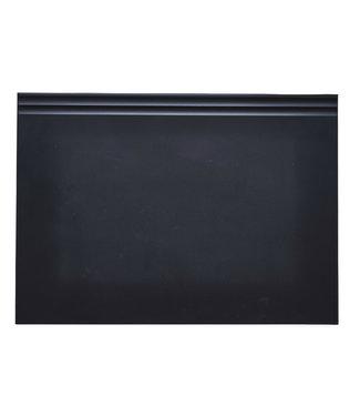 SEJ Design SEJ Design Bureau onderlegger zwart 50x70cm