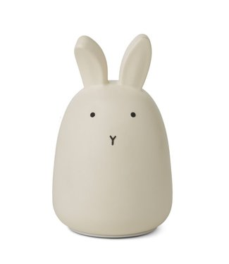 Liewood Night Light Rabbit creme from Liewood