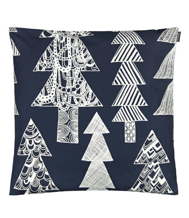 Marimekko Marimekko Kuusikossa  cushion cover Dark Blue 50x50cm