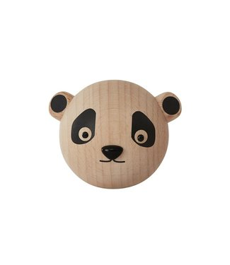 OYOY OYOY Mini Wall Hook Panda