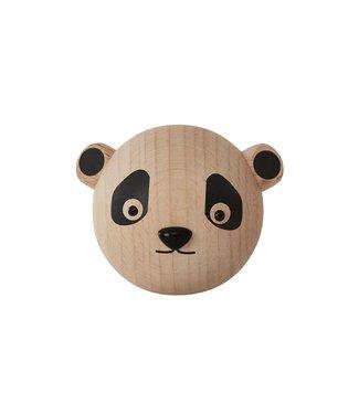 OYOY OYOY Mini Wandknop Panda