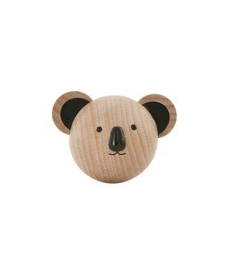 OYOY OYOY Mini Wandknop Koala
