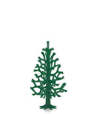 LOVI Lovi Spruce Berkenhout boom 14cm groen 3D-boom DIY pakketje