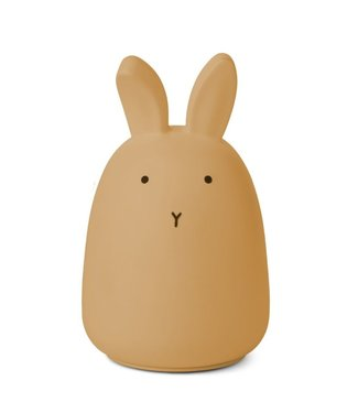 Liewood Night Light Rabbit Yellow from Liewood
