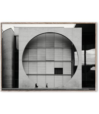 Paper Collective Photo Art Print 50x70cm Berlin without frame