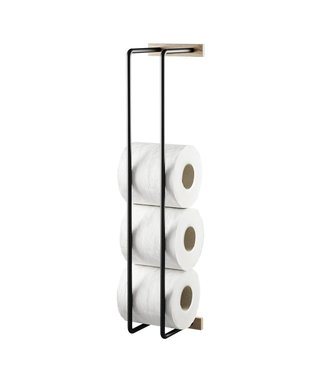 by Wirth by Wirth Toilet paper holder Soap Treated Oak