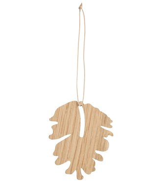 by Wirth by Wirth Kerst hanger Eiken Dennenappel