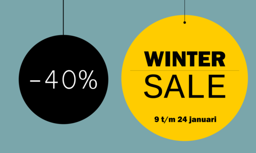 WINTERSALE - living - 40% discount