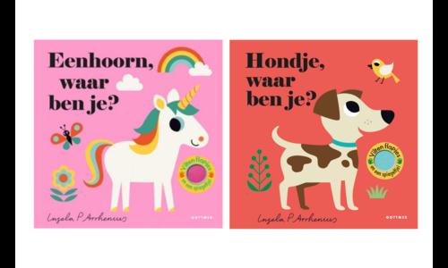 Dutch children's books 2 + 1 for free