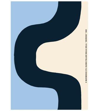 Marimekko Marimekko Seireeni art poster 50x70 cm