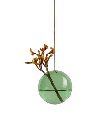Studio About Studio About Hanging Flower bubble Medium 11cm Green