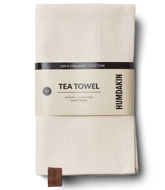 Humdakin Humdakin Tea Towel Shell Set of 2