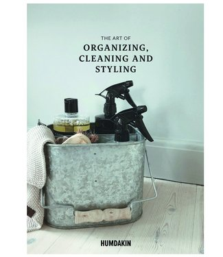 Humdakin Humdakin boek The art of organizing, cleaning and styling (in English)