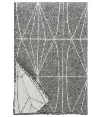 Lapuan Kankurit Lapuan Kankurit Kehra Wool plaid 130x180  grey