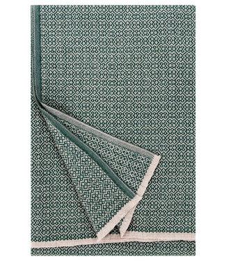 Lapuan Kankurit Lapuan Kankurit Koli Wollen plaid 150x170 Beige groen