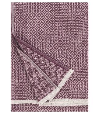 Lapuan Kankurit Lapuan Kankurit Koli Wool plaid 150x170 Beige Bordeaux